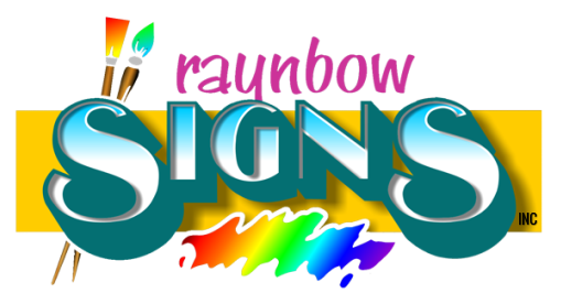 Raynbow Signs Imagine Your Image