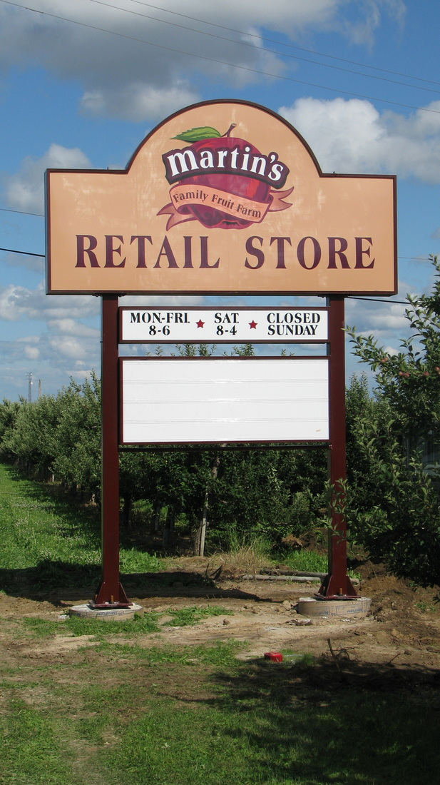 Lighted Signs for 24 Hour Exposure at Raynbow Signs - Raynbow Signs